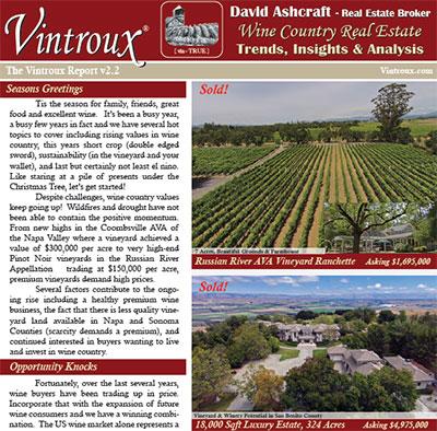Vintroux News Letter