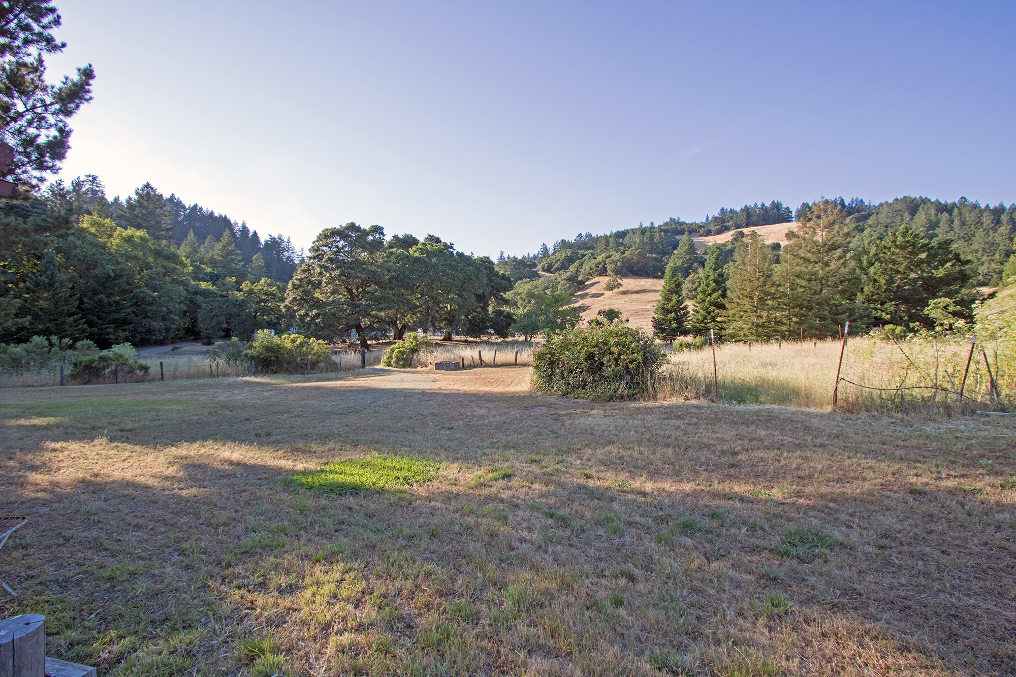 Mayacamas Mountain Retreat