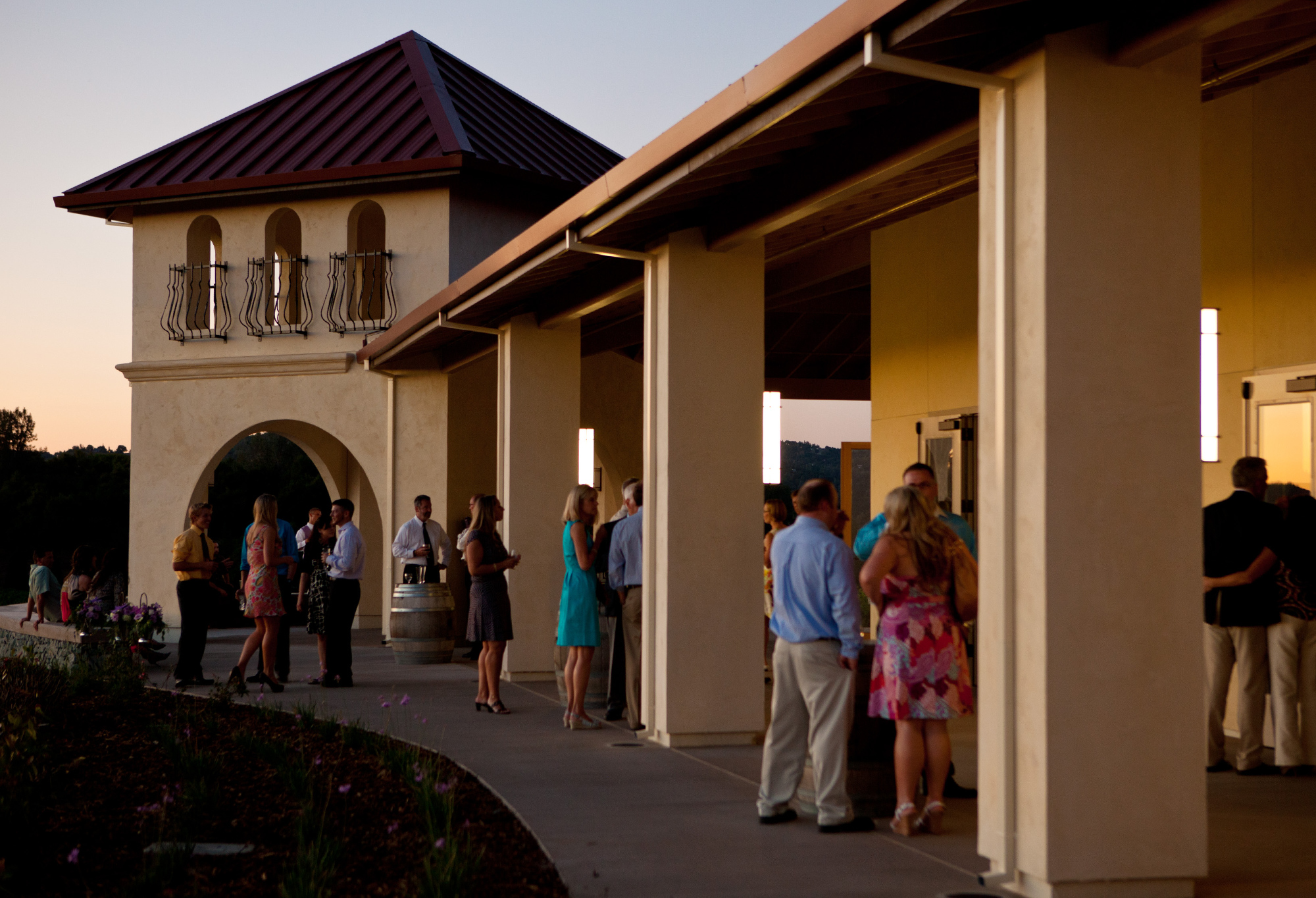 luxury winery and event venue