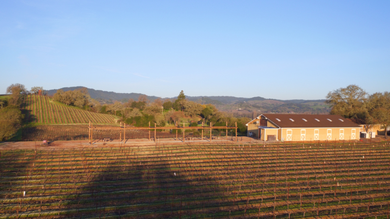 Wine country real estate financing sonoma napa