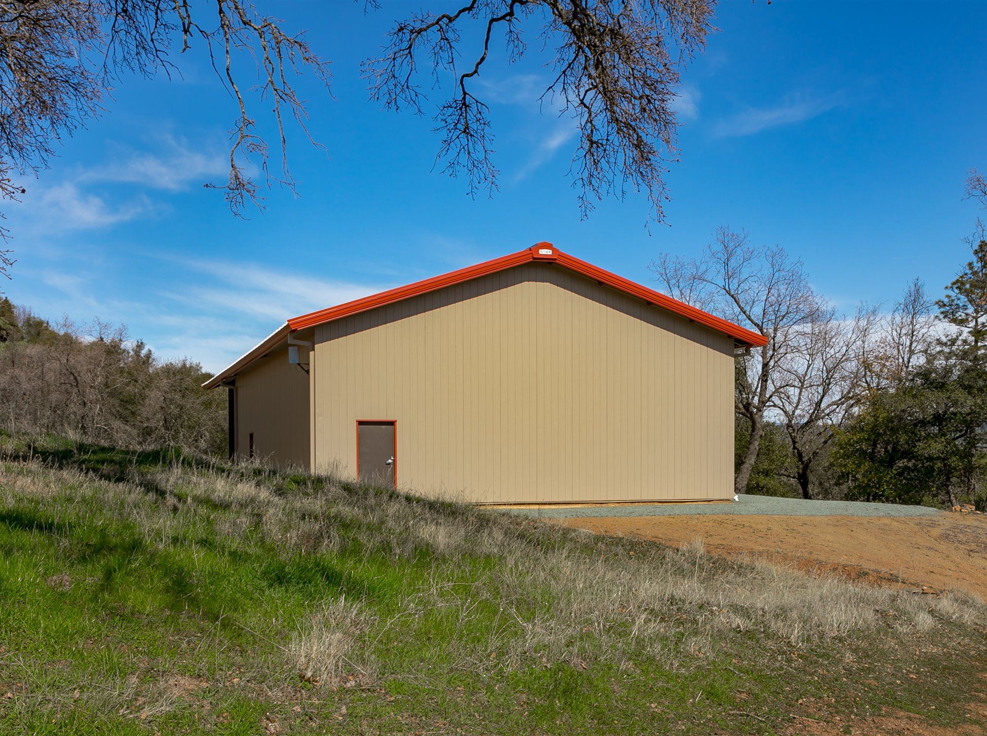 Pristine Amador County Vineyard, Winery Potential and Snowcapped Sierra Views